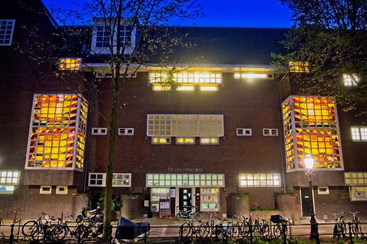 Bewonersraad maart 2020 @ Boomsspijker | Amsterdam | Noord-Holland | Nederland