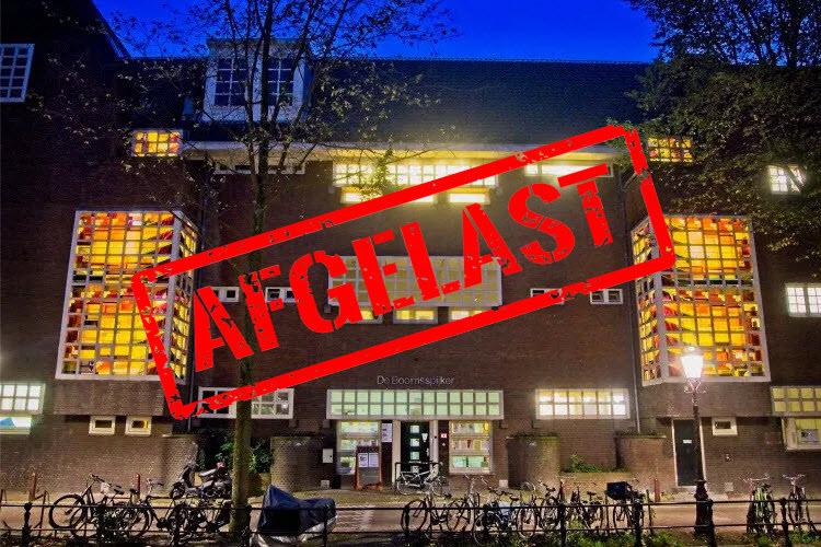 Bewonersraad april 2020 @ Boomsspijker | Amsterdam | Noord-Holland | Nederland