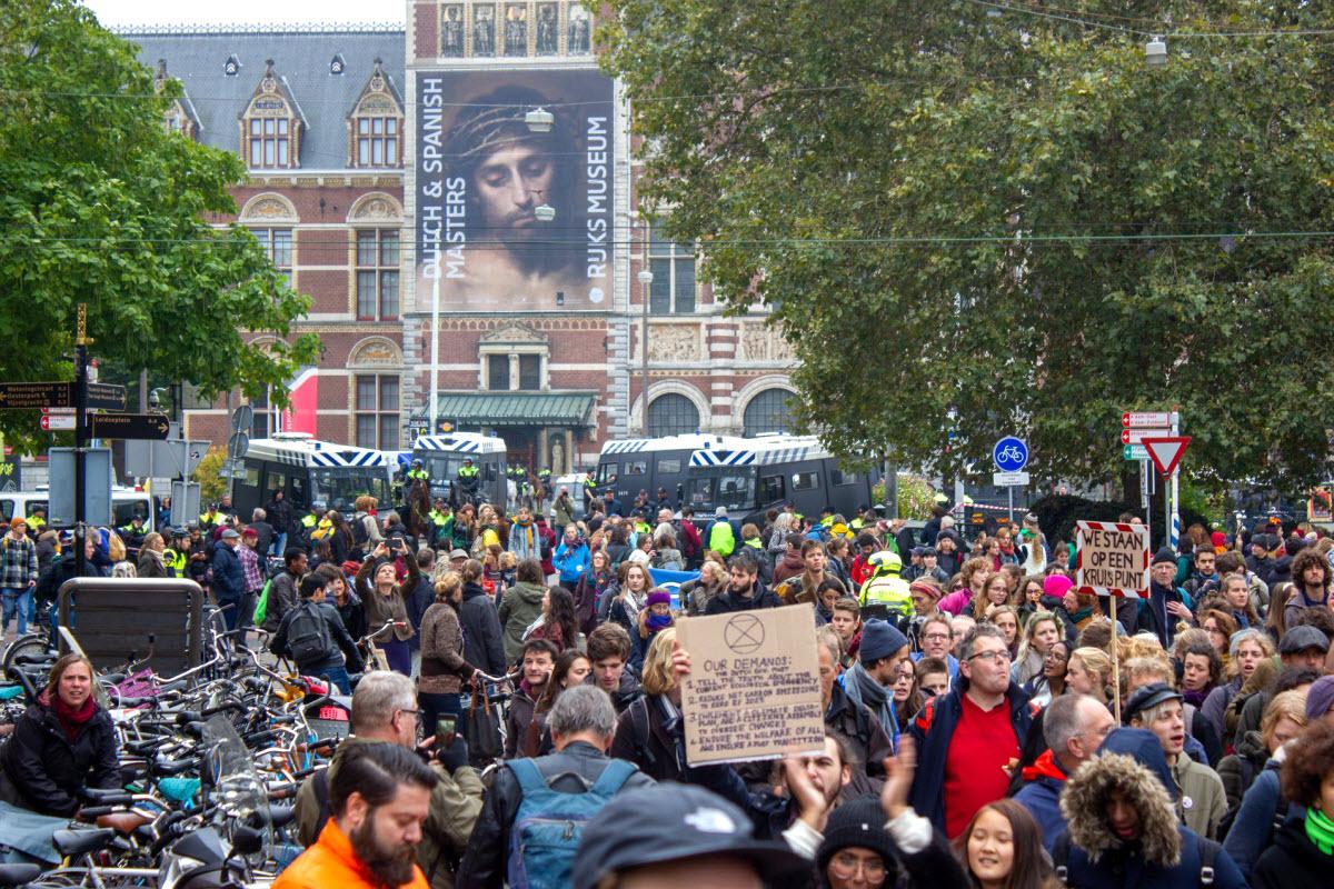 Informatie-avond Extinction Rebellion @ Boomsspijker | Amsterdam | Noord-Holland | Nederland